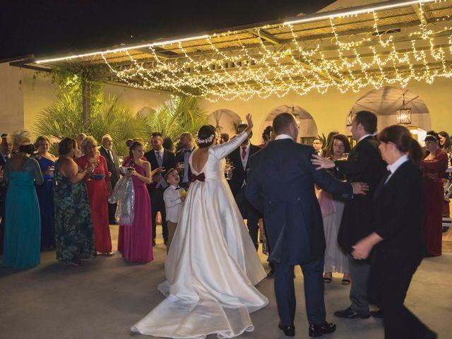 La boda de Cristóbal y Patricia en Cartama, Málaga 49