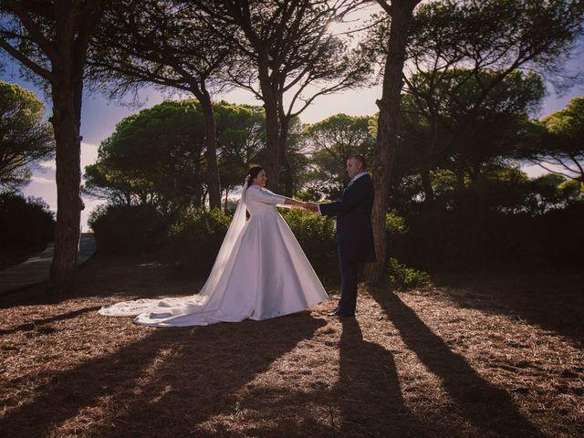 La boda de Cristóbal y Patricia en Cartama, Málaga 54