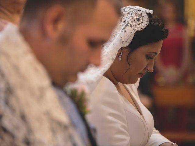 La boda de Cristóbal y Patricia en Cartama, Málaga 62