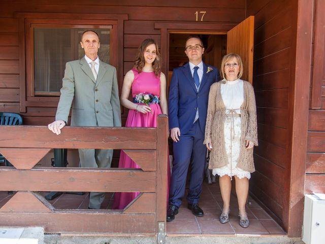 La boda de Adrián y Patricia en Morillo De Tou, Huesca 3