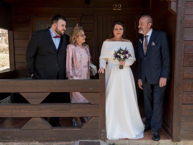 La boda de Adrián y Patricia en Morillo De Tou, Huesca 4
