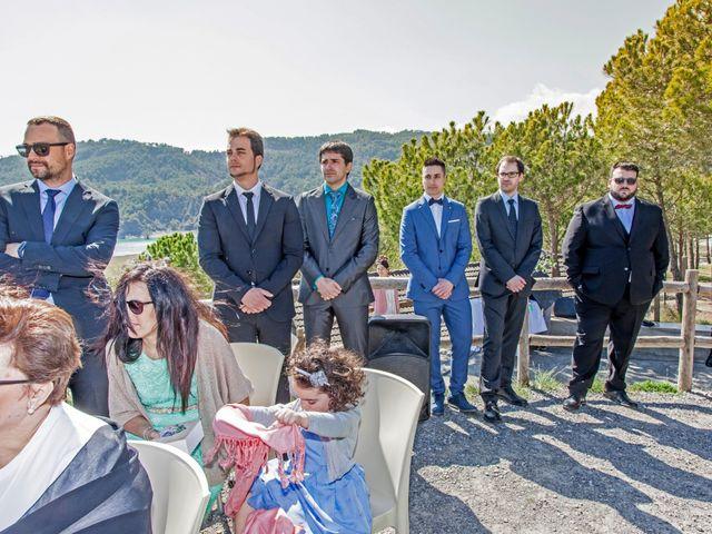 La boda de Adrián y Patricia en Morillo De Tou, Huesca 8