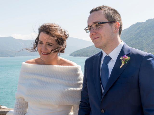 La boda de Adrián y Patricia en Morillo De Tou, Huesca 10
