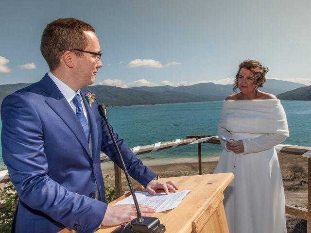 La boda de Adrián y Patricia en Morillo De Tou, Huesca 11