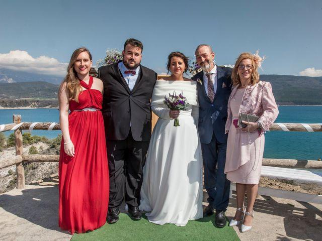 La boda de Adrián y Patricia en Morillo De Tou, Huesca 12