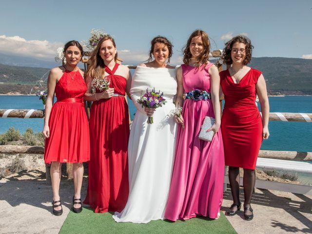 La boda de Adrián y Patricia en Morillo De Tou, Huesca 14