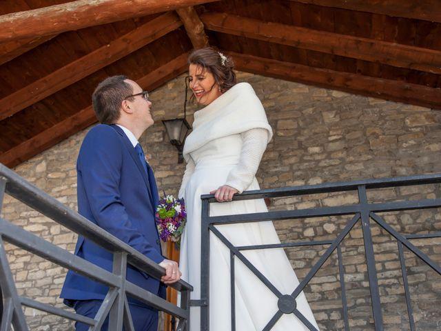 La boda de Adrián y Patricia en Morillo De Tou, Huesca 1