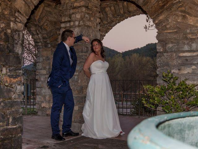La boda de Adrián y Patricia en Morillo De Tou, Huesca 19