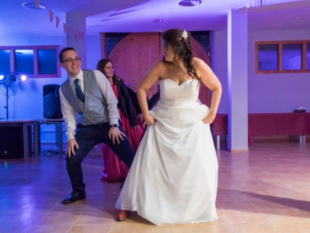 La boda de Adrián y Patricia en Morillo De Tou, Huesca 22