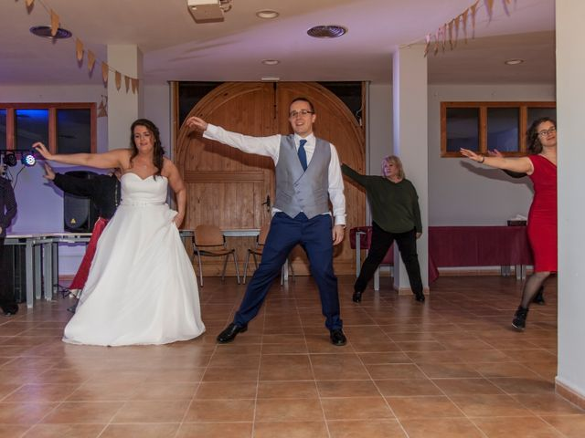 La boda de Adrián y Patricia en Morillo De Tou, Huesca 23