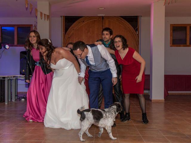 La boda de Adrián y Patricia en Morillo De Tou, Huesca 24