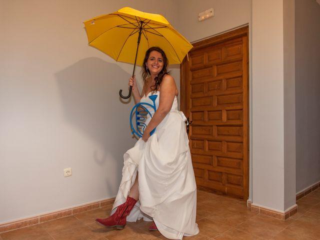 La boda de Adrián y Patricia en Morillo De Tou, Huesca 25