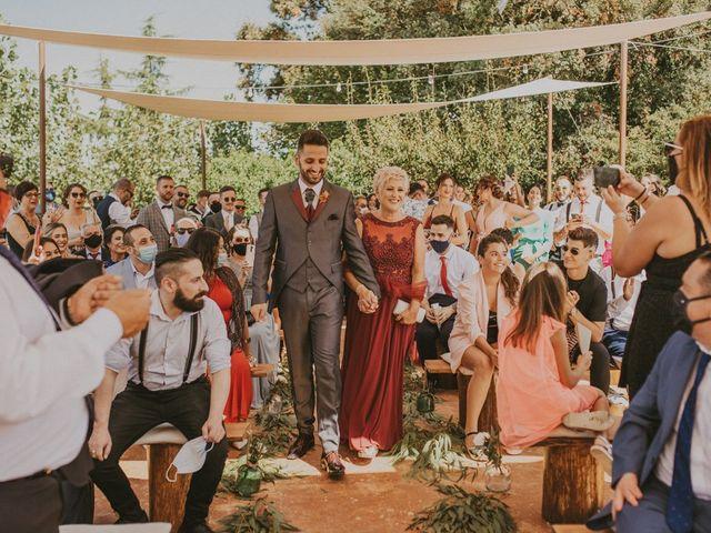La boda de Josué y Melania en Sant Sadurni D'anoia, Barcelona 79