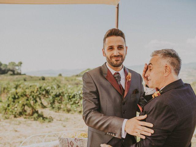 La boda de Josué y Melania en Sant Sadurni D'anoia, Barcelona 81