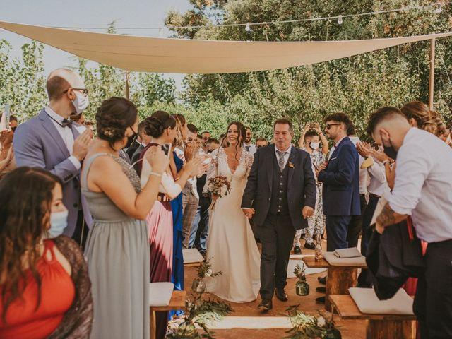 La boda de Josué y Melania en Sant Sadurni D'anoia, Barcelona 84
