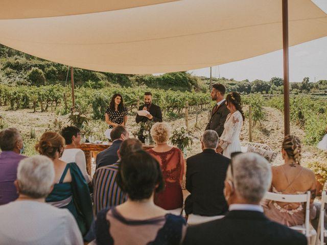 La boda de Josué y Melania en Sant Sadurni D'anoia, Barcelona 94