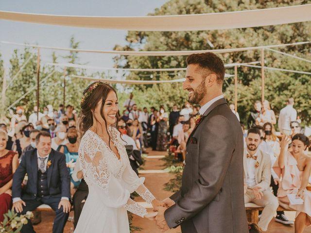 La boda de Josué y Melania en Sant Sadurni D'anoia, Barcelona 105