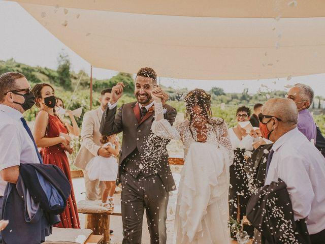 La boda de Josué y Melania en Sant Sadurni D'anoia, Barcelona 110
