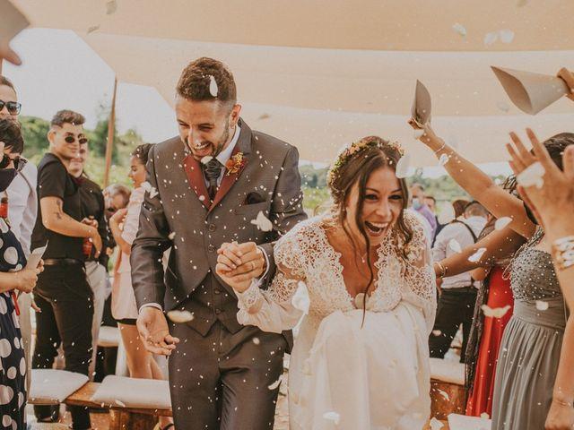 La boda de Josué y Melania en Sant Sadurni D'anoia, Barcelona 111