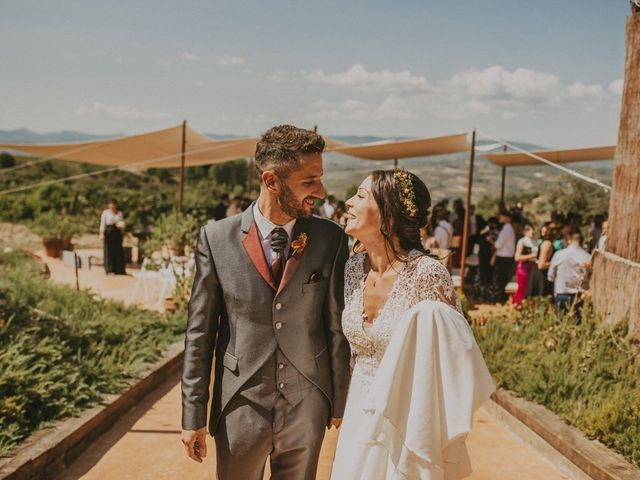 La boda de Melania y Josué