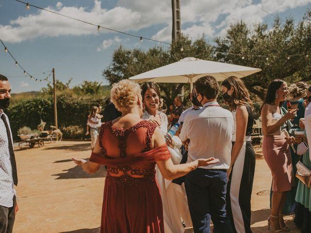 La boda de Josué y Melania en Sant Sadurni D'anoia, Barcelona 115