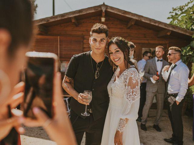 La boda de Josué y Melania en Sant Sadurni D'anoia, Barcelona 122