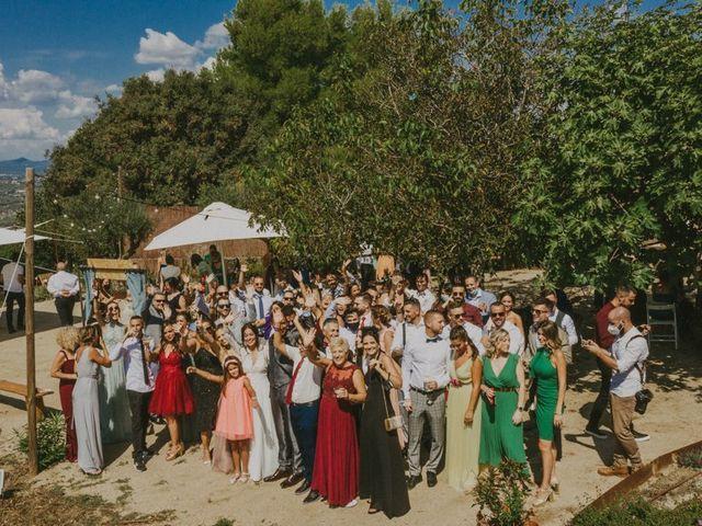 La boda de Josué y Melania en Sant Sadurni D'anoia, Barcelona 130