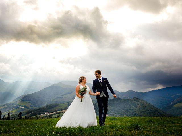 La boda de Leire y Mikel
