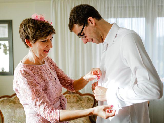 La boda de Mikel y Leire en Zumarraga, Guipúzcoa 4