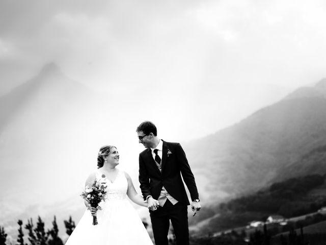 La boda de Mikel y Leire en Zumarraga, Guipúzcoa 16