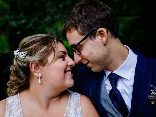 La boda de Mikel y Leire en Zumarraga, Guipúzcoa 22