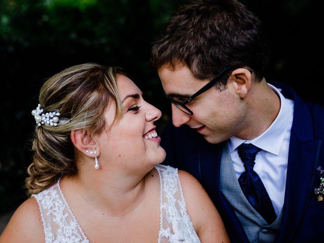 La boda de Mikel y Leire en Zumarraga, Guipúzcoa 23