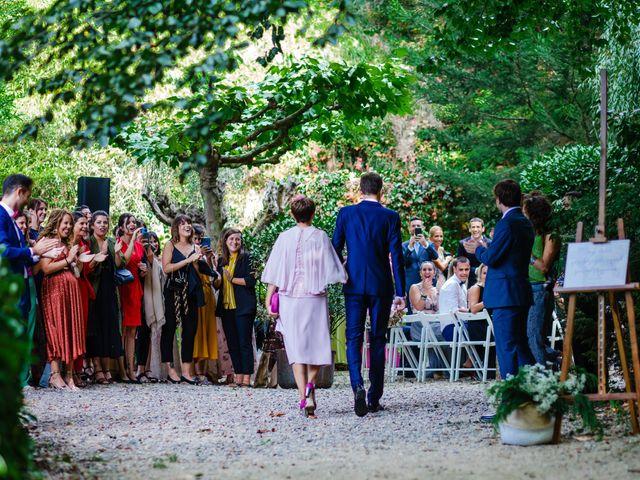 La boda de Mikel y Leire en Zumarraga, Guipúzcoa 30