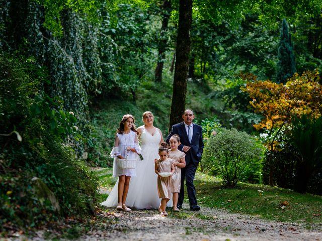La boda de Mikel y Leire en Zumarraga, Guipúzcoa 32