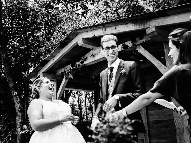 La boda de Mikel y Leire en Zumarraga, Guipúzcoa 34