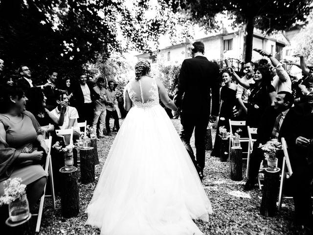 La boda de Mikel y Leire en Zumarraga, Guipúzcoa 40