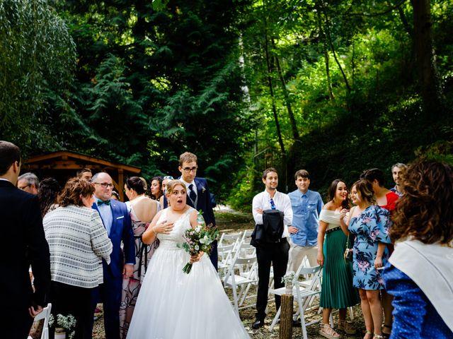 La boda de Mikel y Leire en Zumarraga, Guipúzcoa 44