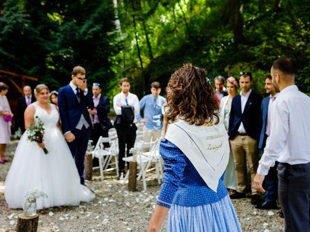 La boda de Mikel y Leire en Zumarraga, Guipúzcoa 45