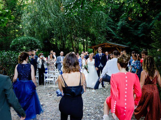 La boda de Mikel y Leire en Zumarraga, Guipúzcoa 46