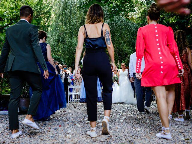 La boda de Mikel y Leire en Zumarraga, Guipúzcoa 48