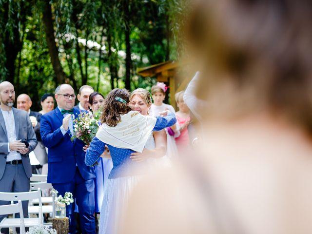 La boda de Mikel y Leire en Zumarraga, Guipúzcoa 50