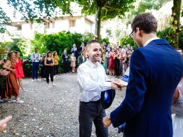 La boda de Mikel y Leire en Zumarraga, Guipúzcoa 51