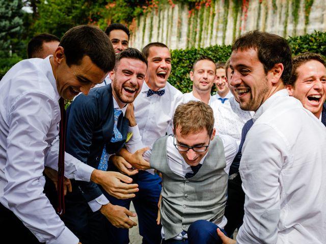 La boda de Mikel y Leire en Zumarraga, Guipúzcoa 62