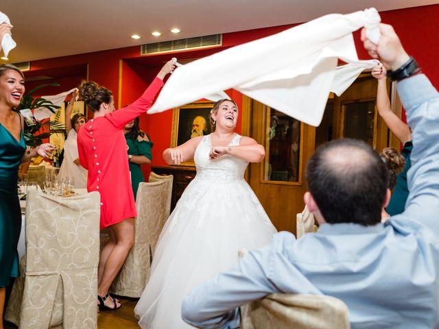 La boda de Mikel y Leire en Zumarraga, Guipúzcoa 63