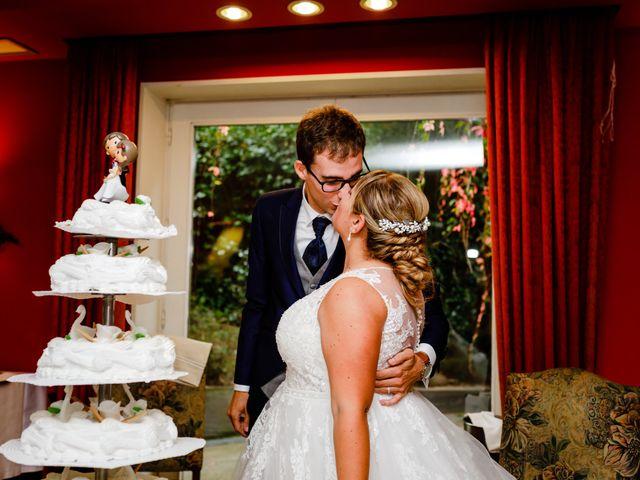 La boda de Mikel y Leire en Zumarraga, Guipúzcoa 65