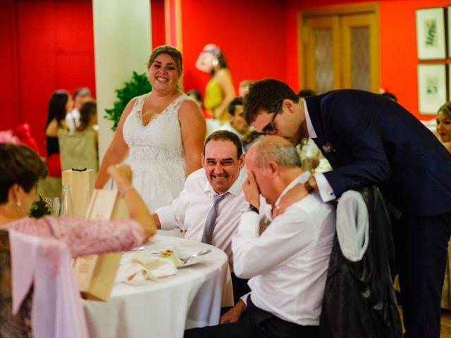 La boda de Mikel y Leire en Zumarraga, Guipúzcoa 77