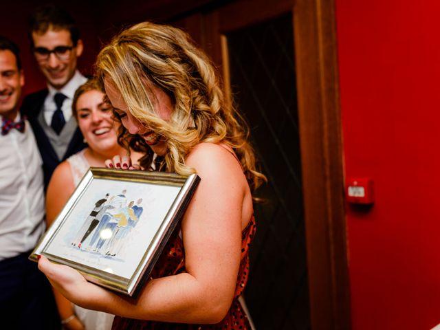 La boda de Mikel y Leire en Zumarraga, Guipúzcoa 79