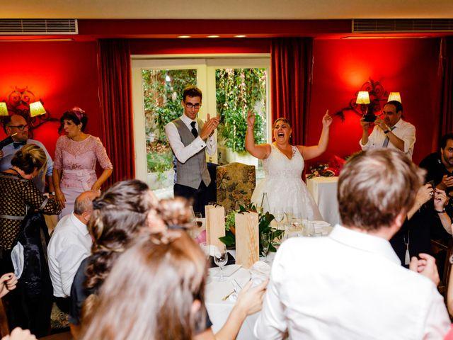 La boda de Mikel y Leire en Zumarraga, Guipúzcoa 86