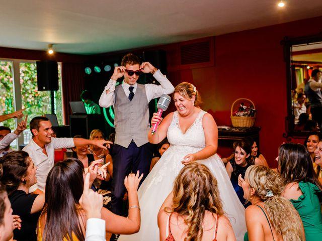 La boda de Mikel y Leire en Zumarraga, Guipúzcoa 87