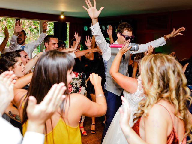 La boda de Mikel y Leire en Zumarraga, Guipúzcoa 90